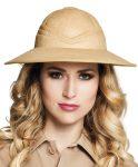Szafari kalap, natur