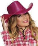 Rodeo kalap, pink