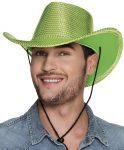 Rodeo kalap, zöld