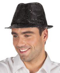 Flitteres gengszter kalap