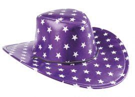 cowboy kalap, Stardom lila