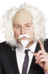 Bajusz és szakáll, professzor