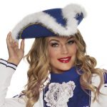 Női kalóz kalap