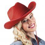 Rodeo kalap, piros 59