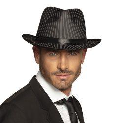 Gengszter kalap Tony, csíkos