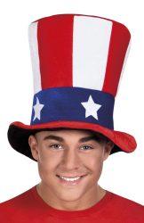 Amerikai óriás party kalap plüss
