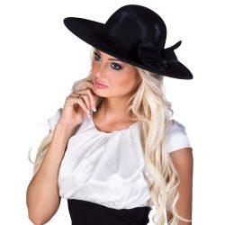 Elegáns női kalap