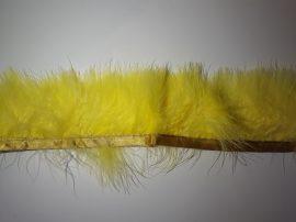 Marabutoll rojt 1-es szövésű citrom sárga