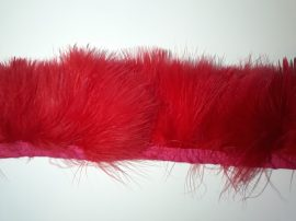 Marabutoll rojt 2-es szövésű piros