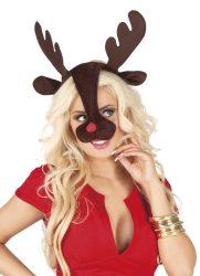 Rudolf a rénszarvas,  fejdísz