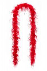 Strucc tollboa, dupla szövésű piros