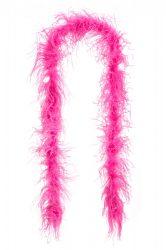 Strucctoll boa, dupla szövésű rózsaszín