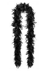 Tollboa 4-es szövésű fekete 200 cm