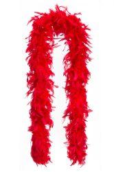 Tollboa 4-es szövésű piros 200 cm