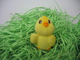 Húsvéti csibe 3 cm magas