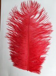 Strucctoll 25-28 cm piros