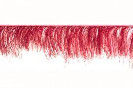 Strucctoll rojt 1 m bordó színben