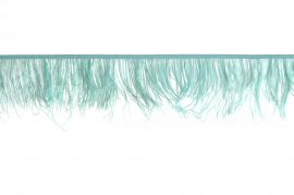 Strucctoll rojt 1 m halvány türkiz színben