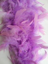 Dekor tollboa 1-es szövésű világos lila 2