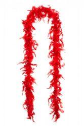 Dekor tollboa 1-es szövésű piros