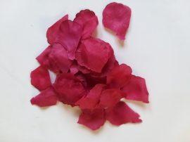 Rózsaszirom 144 db-os, bordó