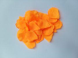 Rózsaszirom 144 db-os, narancs