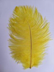 Strucctoll 40-45 cm sárga