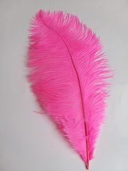 Strucctoll 40-45 cm világos pink