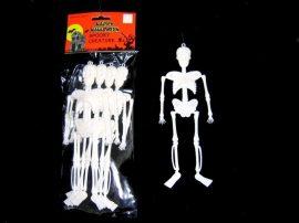 Csontváz 20 cm 2 színben