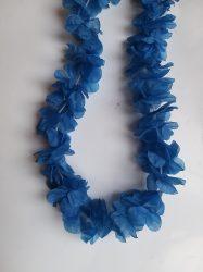 Hawaii nyaklánc delux kék