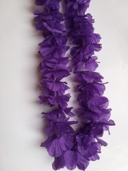 Hawaii nyaklánc delux lila