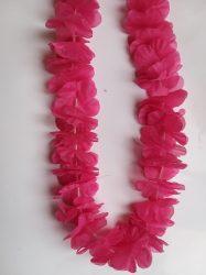 Hawaii nyaklánc delux rózsaszín