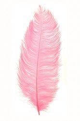Strucctoll 55-60 cm sötétebb rózsaszín