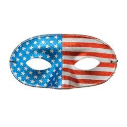 Amerikai zászló álarc