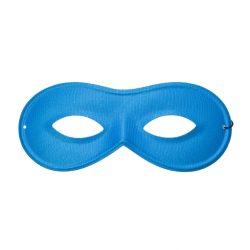 Kerekített szemüveg álarc kék