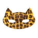 Leopárd álarc