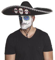 """Mexikói Sombrero """" Calavera"""""""