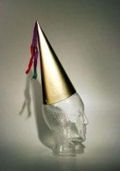 Hercegnő papír kalap