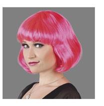 Cabaret pink paróka