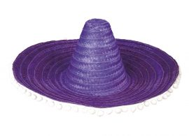 "Sombrero ""Fernando"" lila, 50 cm"