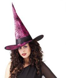 Boszorkány kalap, Webby
