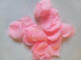 Rózsaszirom 100 db-os, babarózsaszín