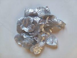 Rózsaszirom 100 db-os, ezüst