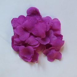 Rózsaszirom 100 db-os, lila