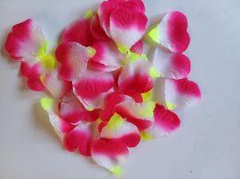 Rózsaszirom 100 db-os, színes