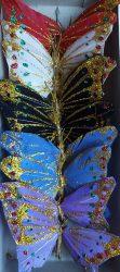 Dekor lepke, pillangó mágneses