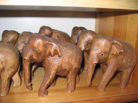 Elefánt 10 cm