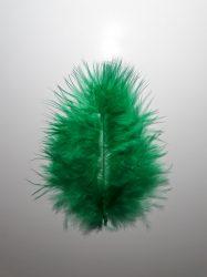 Marabu pihetoll 4-5 cm sötét zöld
