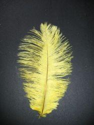 Strucctoll 15 cm sárga