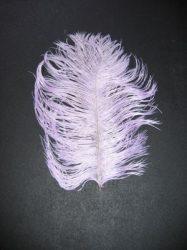 Strucctoll 15 cm világos lila